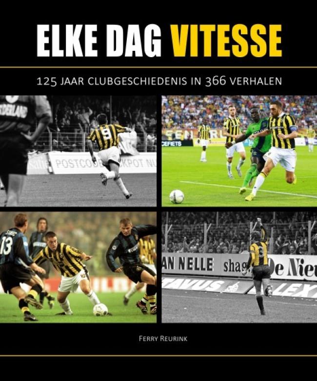 Elke dag Vitesse – 125 jaar clubgeschiedenis in 366 verhalen